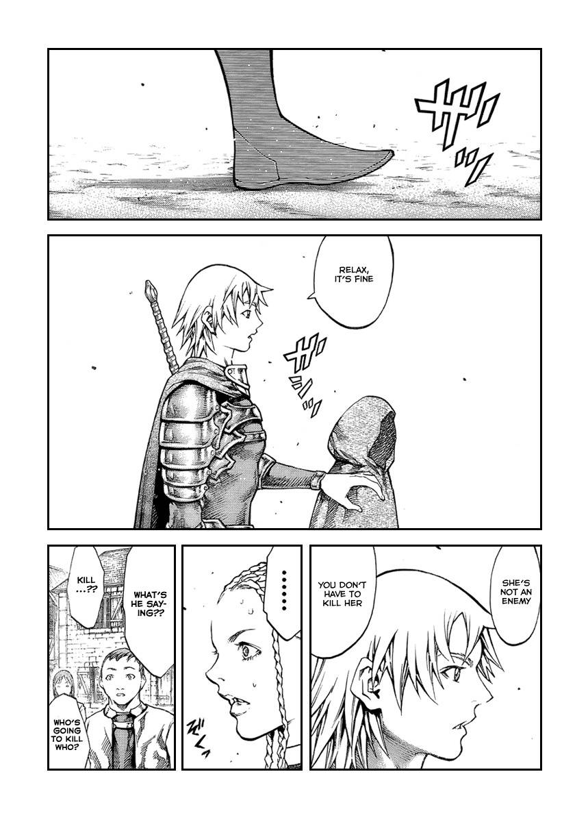 Claymore, Chapter 81 image 015