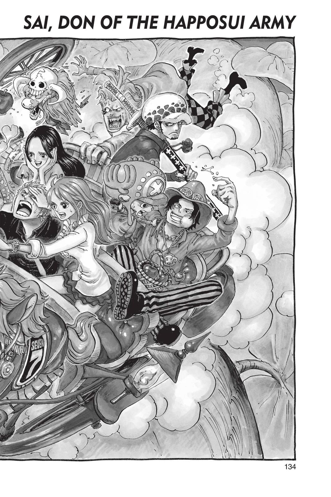 One Piece, Chapter 771 image 001