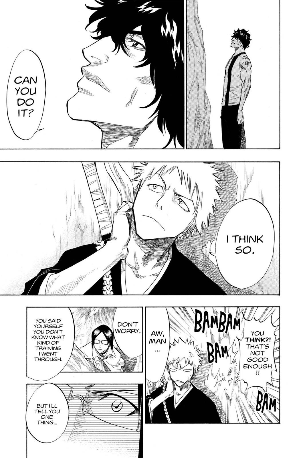 Bleach, Chapter 72 image 013