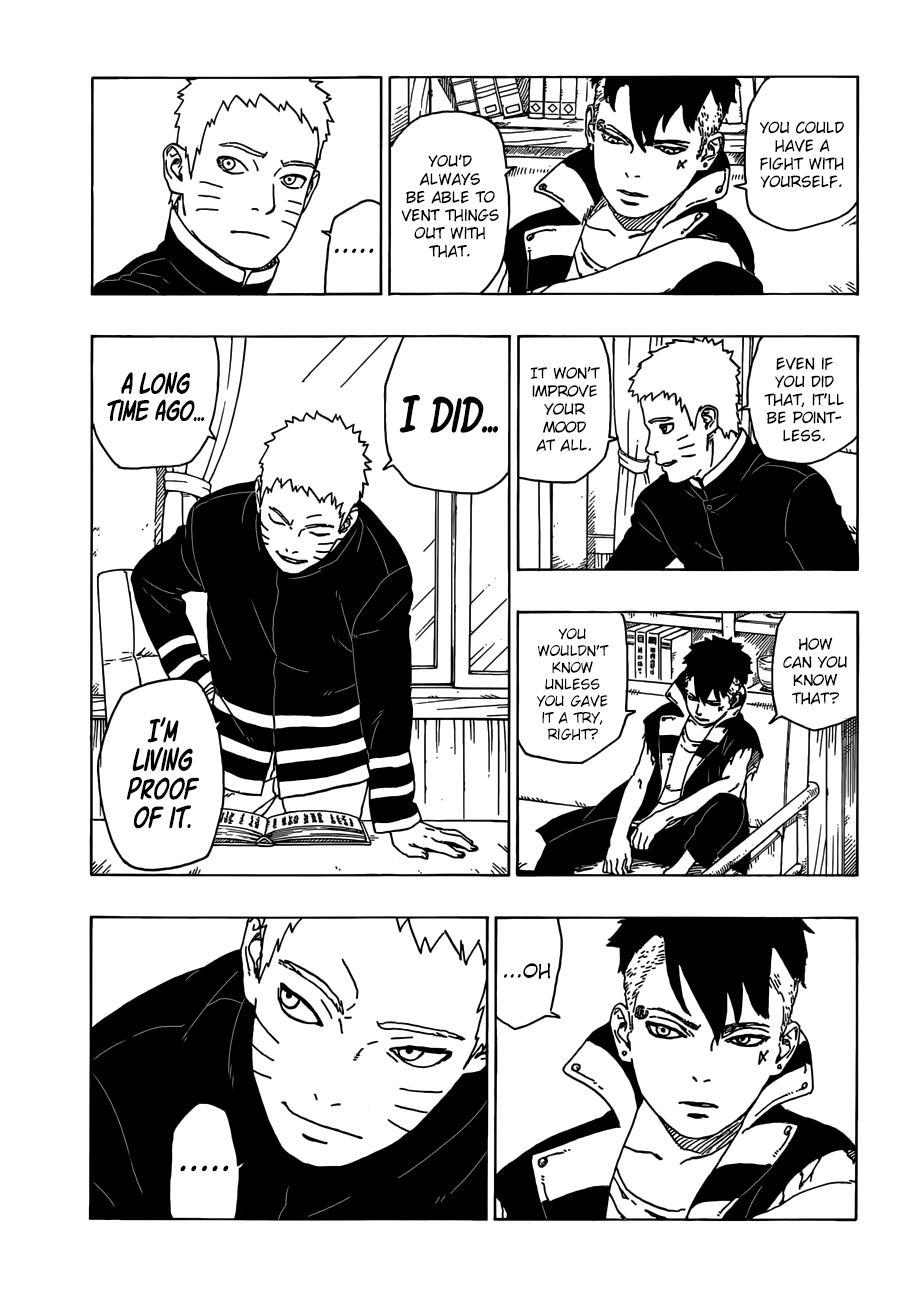 Boruto Manga, Chapter 29 image 038
