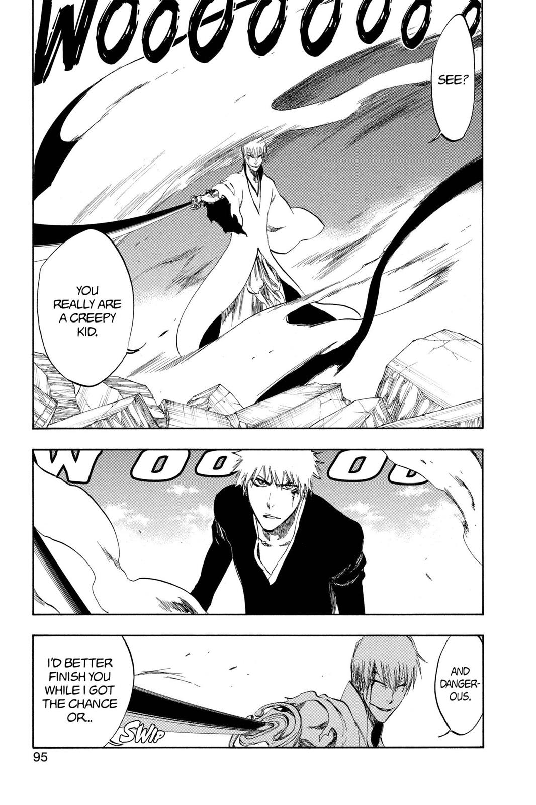Bleach, Chapter 400 image 004
