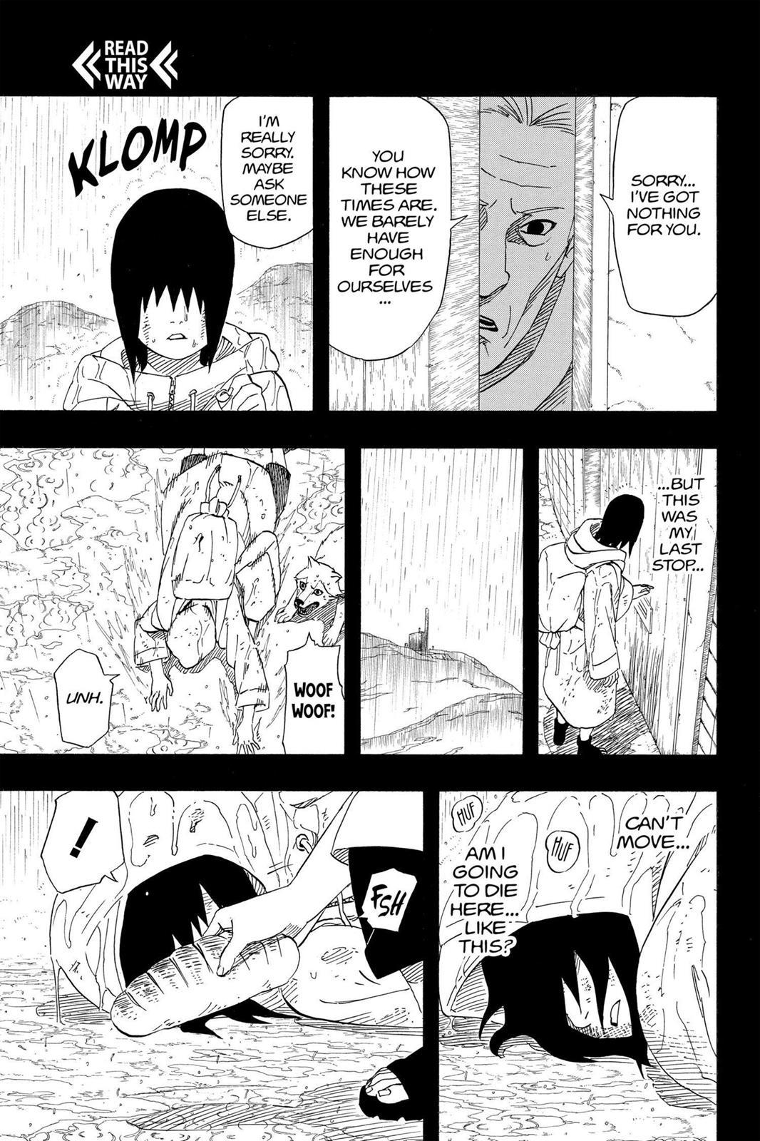 Naruto, Chapter 445 image 006