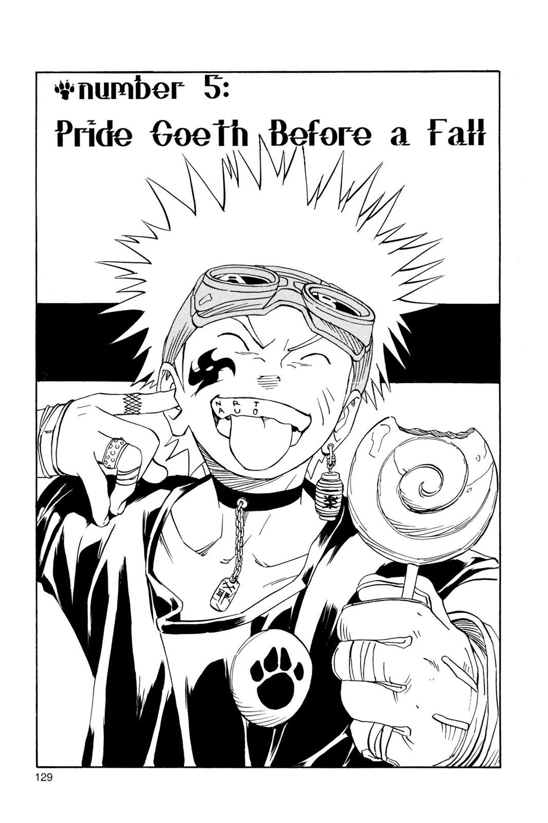 Naruto, Chapter 5 image 001