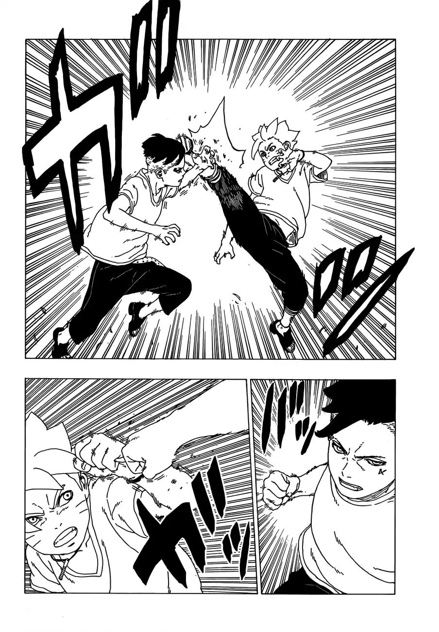 Boruto Manga, Chapter 27 image 009
