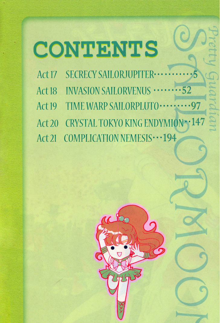 Sailor Moon, Cahpter 17 image 006