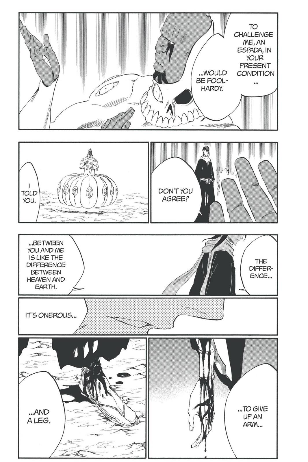 Bleach, Chapter 301 image 008