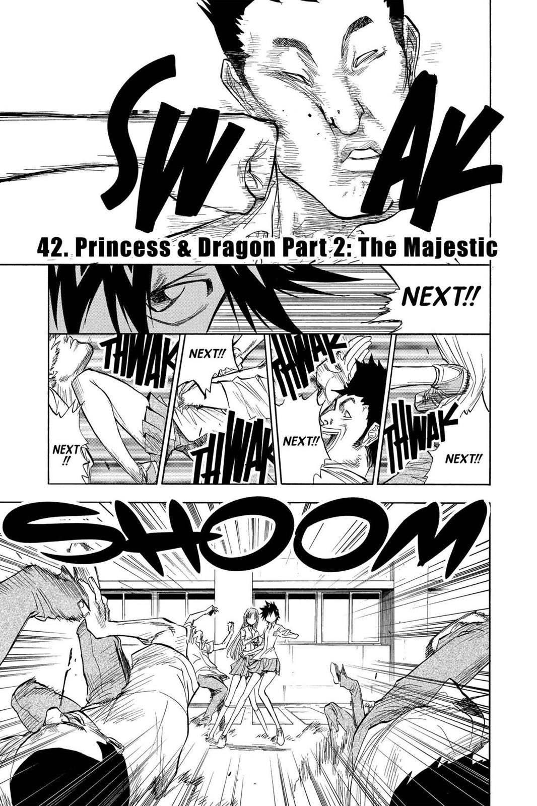 Bleach, Chapter 42 image 001