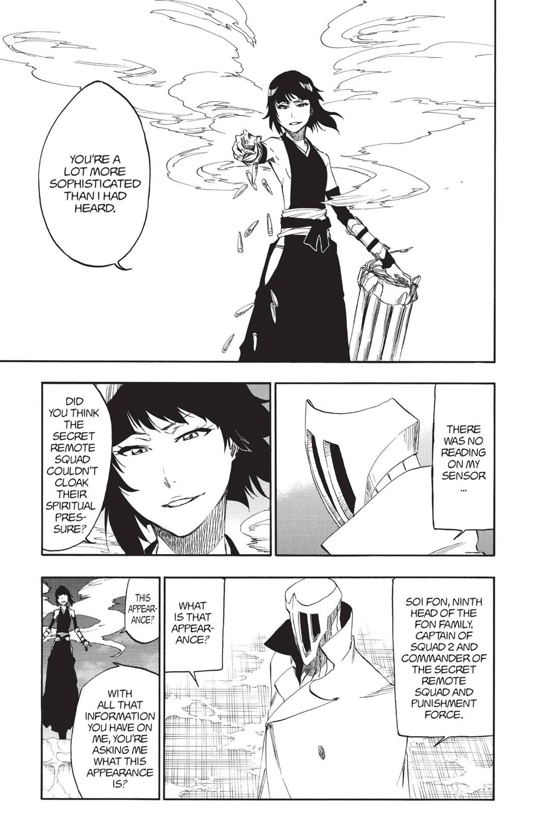 Bleach, Chapter 549 image 011