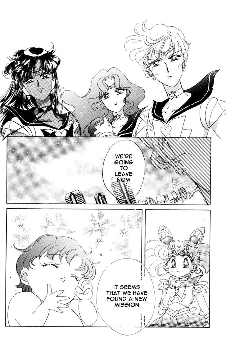 Sailor Moon, Cahpter 38 image 030