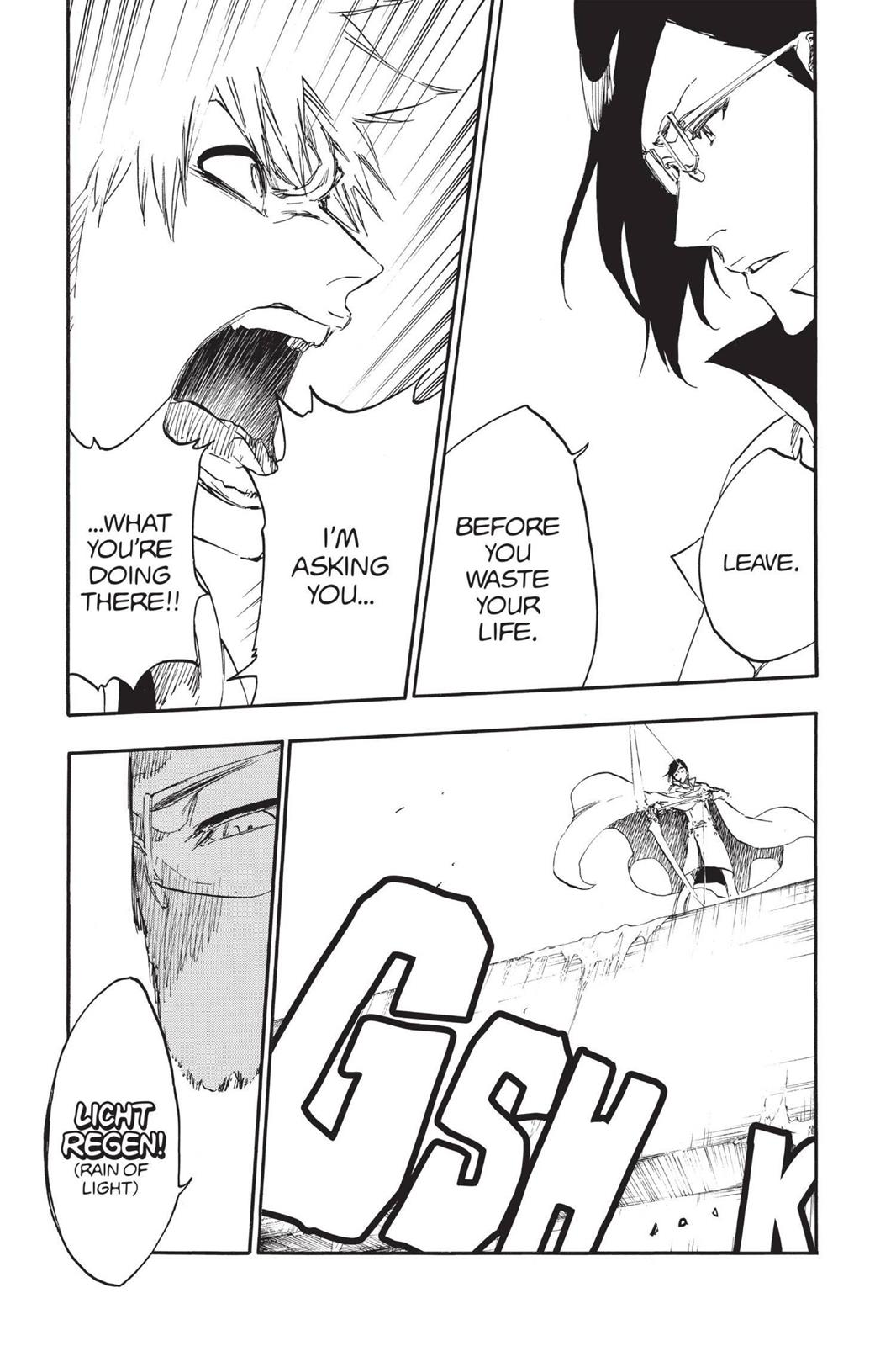 Bleach, Chapter 586 image 012