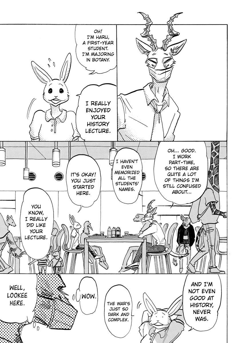 Beastars Manga, Chapter 146 image 007