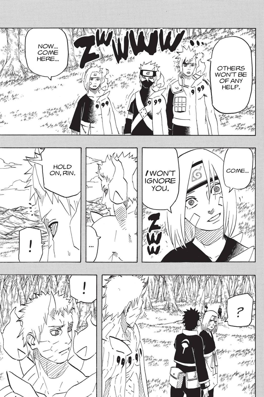 Naruto, Chapter 654 image 007