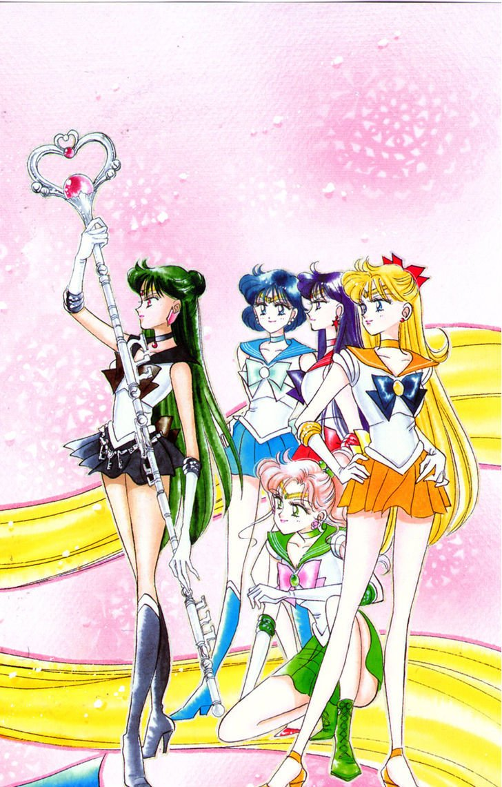 Sailor Moon, Cahpter 27 image 004