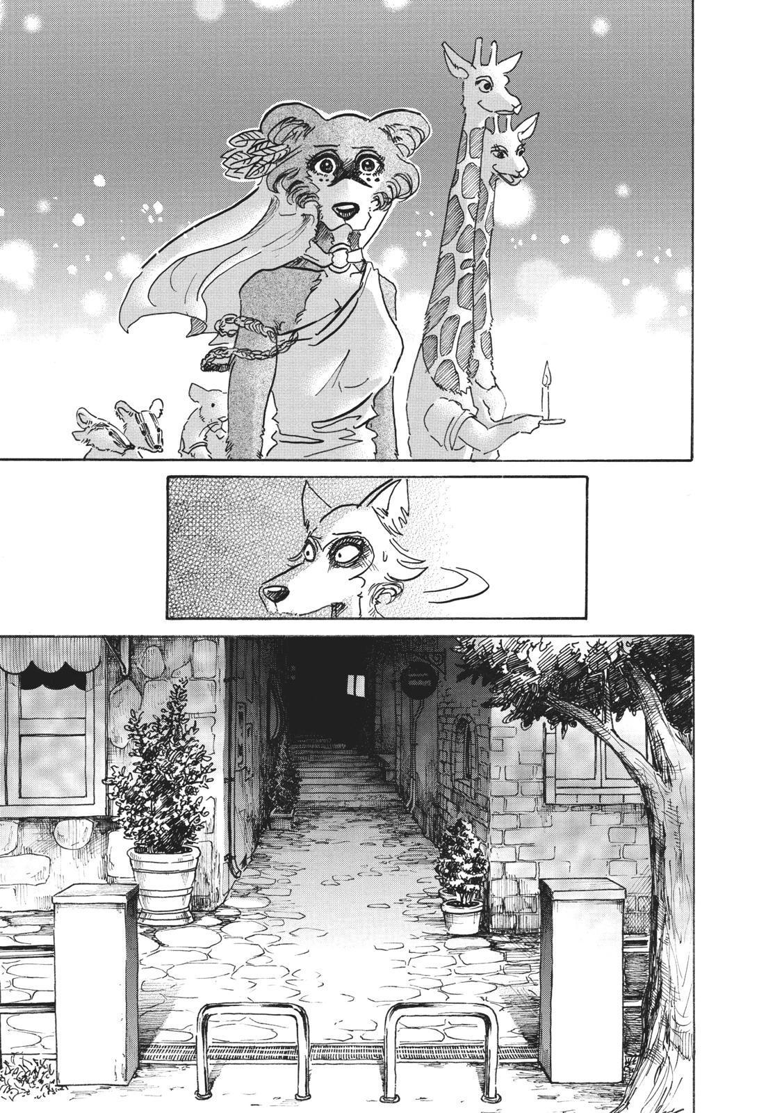 Beastars Manga, Chapter 47 image 013
