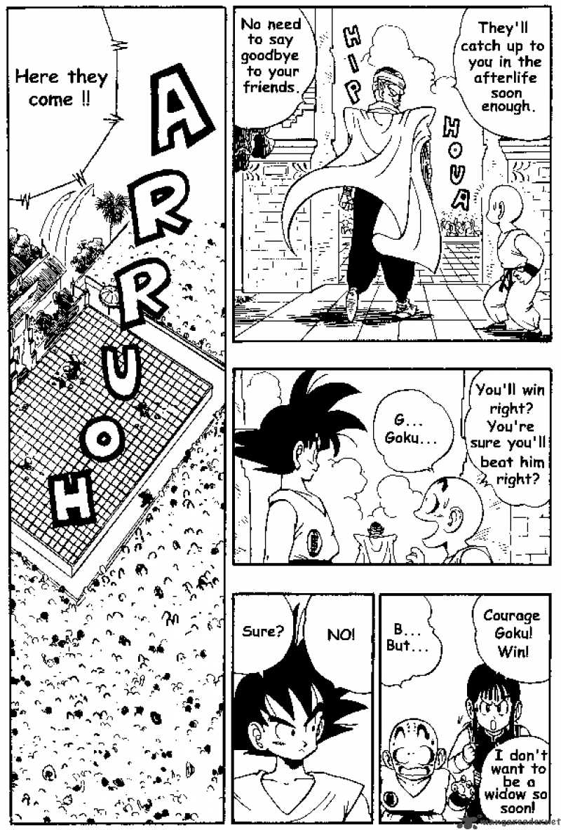 Dragon Ball, Chapter 182 image 011