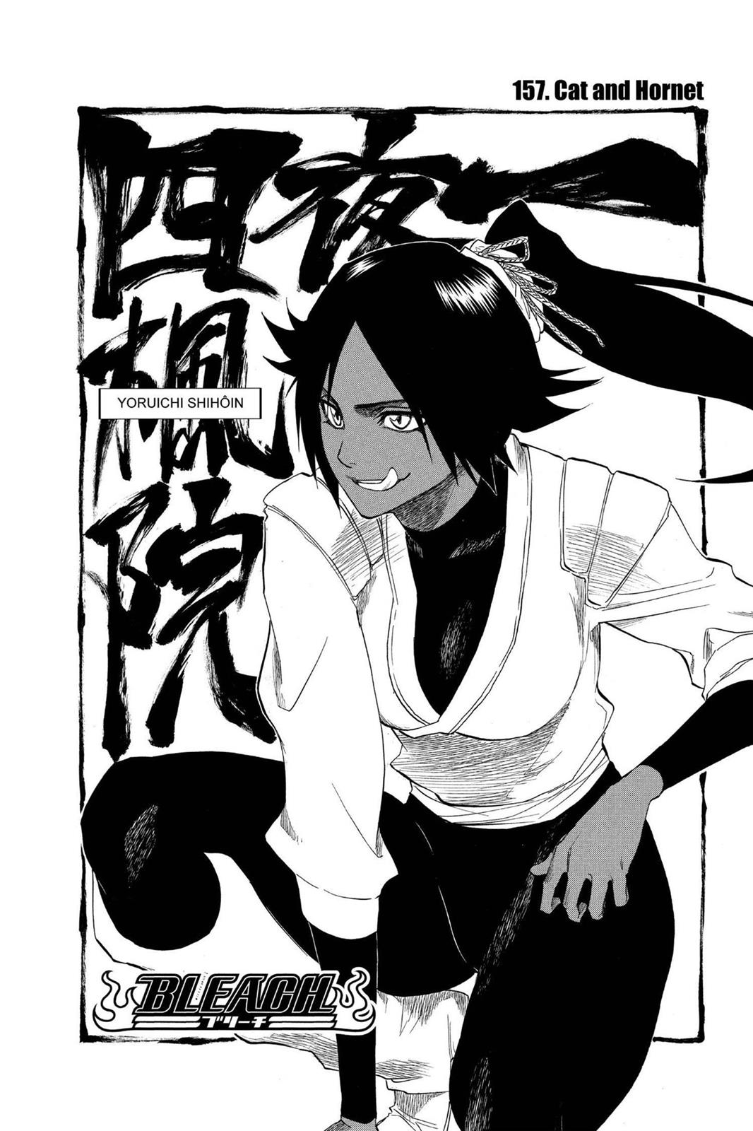 Bleach, Chapter 157 image 006