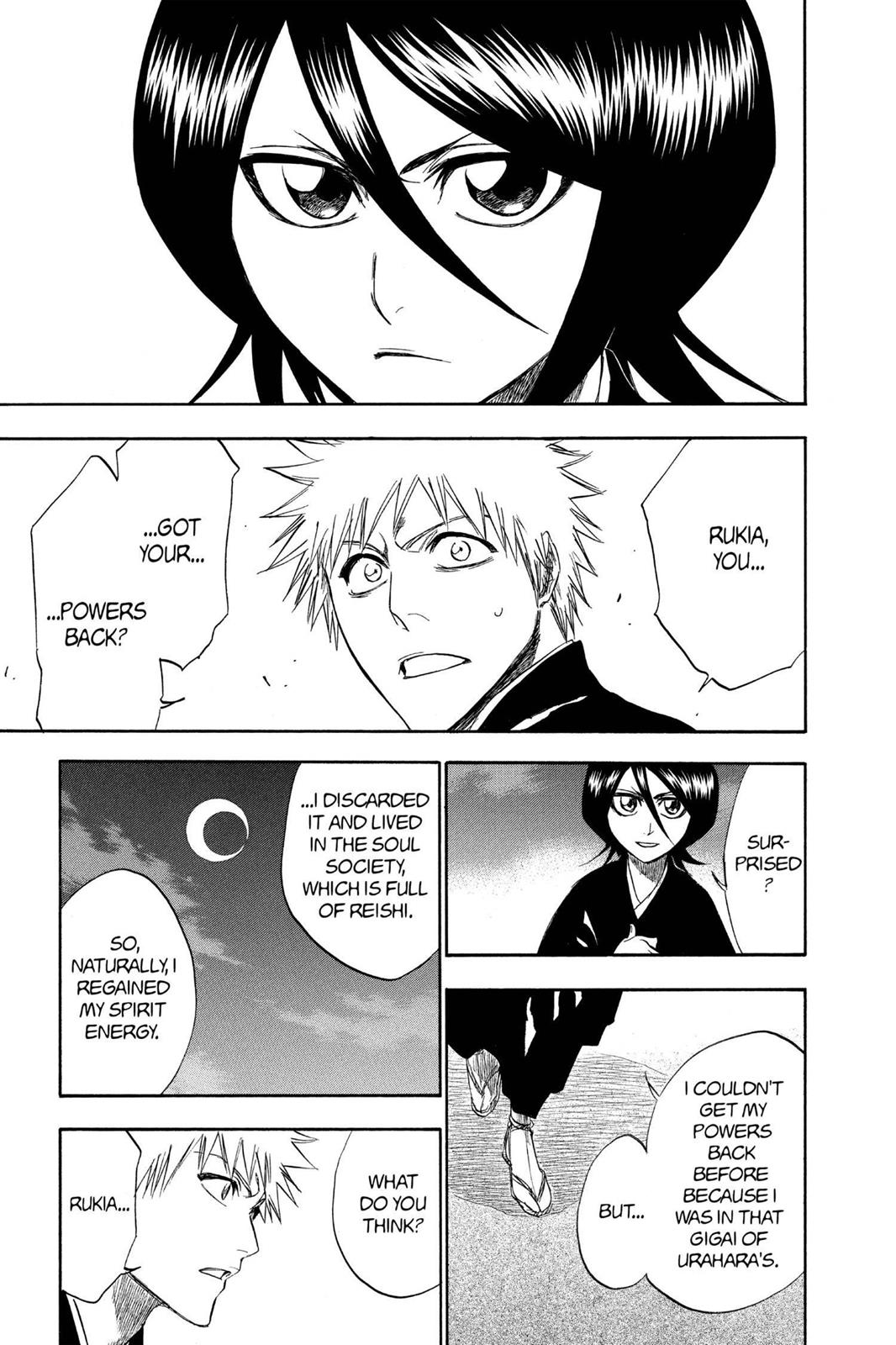 Bleach, Chapter 201 image 011