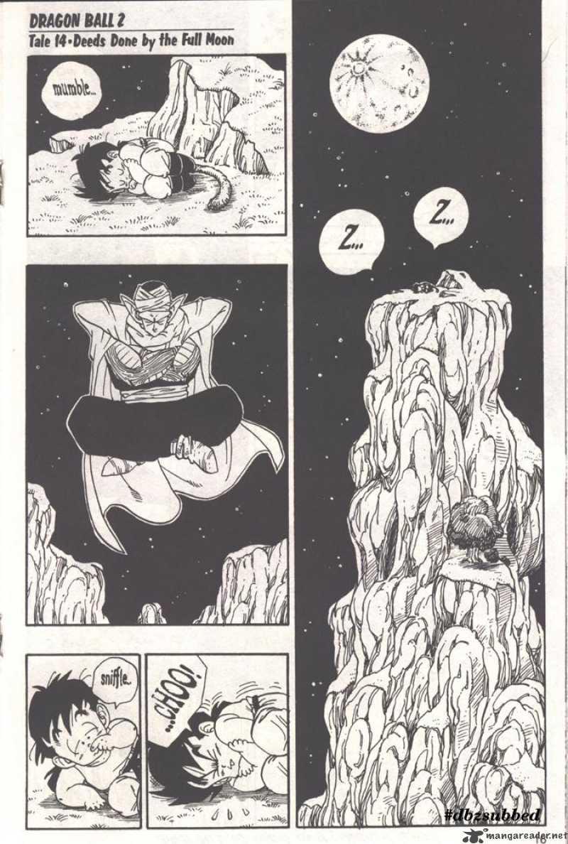 Dragon Ball, Chapter 208 image 001