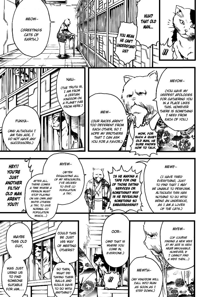 Gintama Chapter, 278 image 015