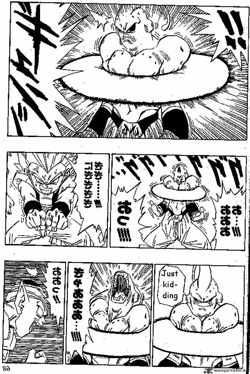Dragon Ball, Chapter 491 image 008