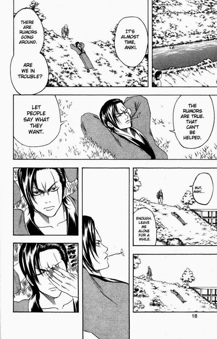 Gintama Chapter, 185 image 020