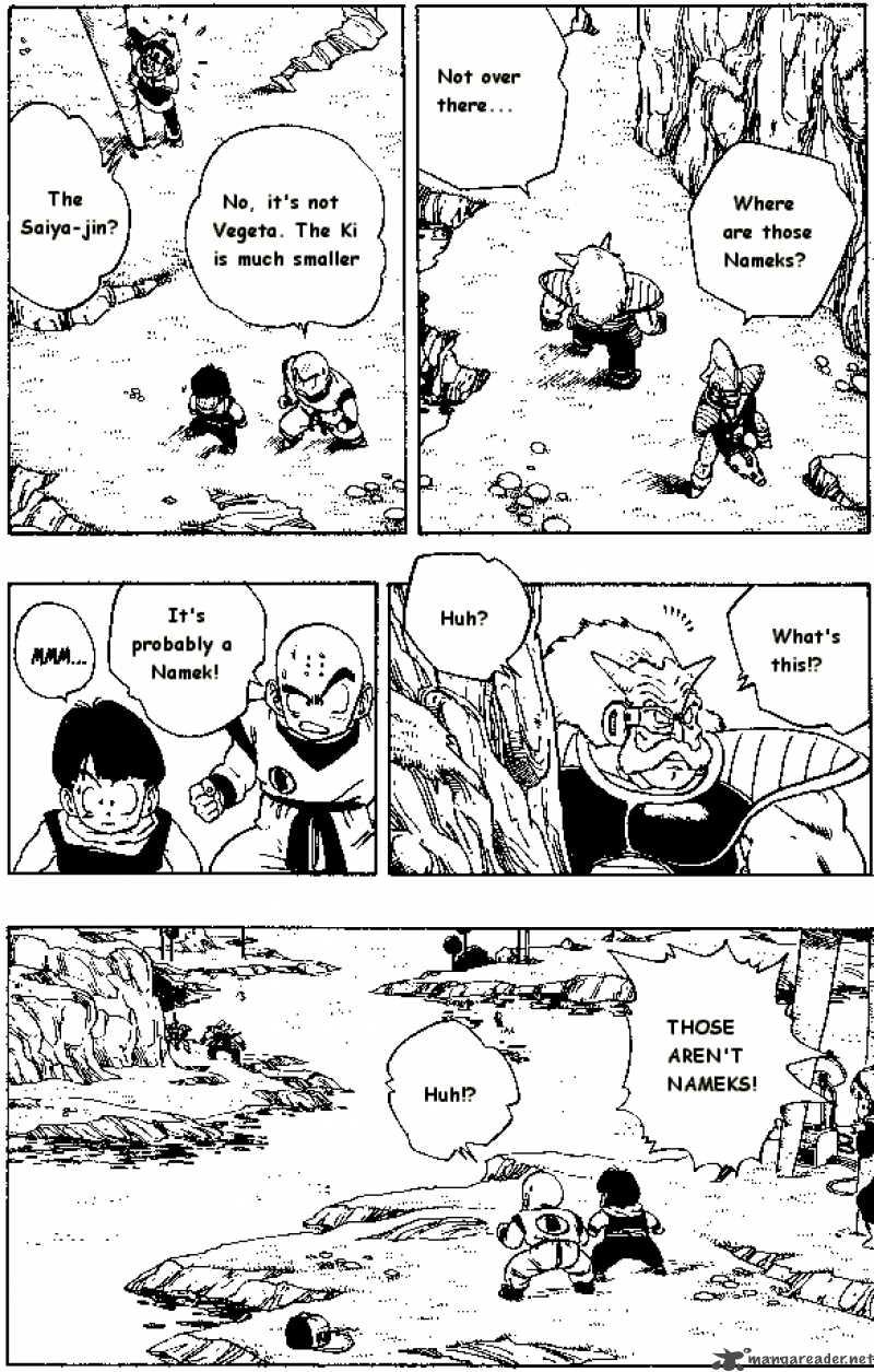 Dragon Ball, Chapter 248 image 004