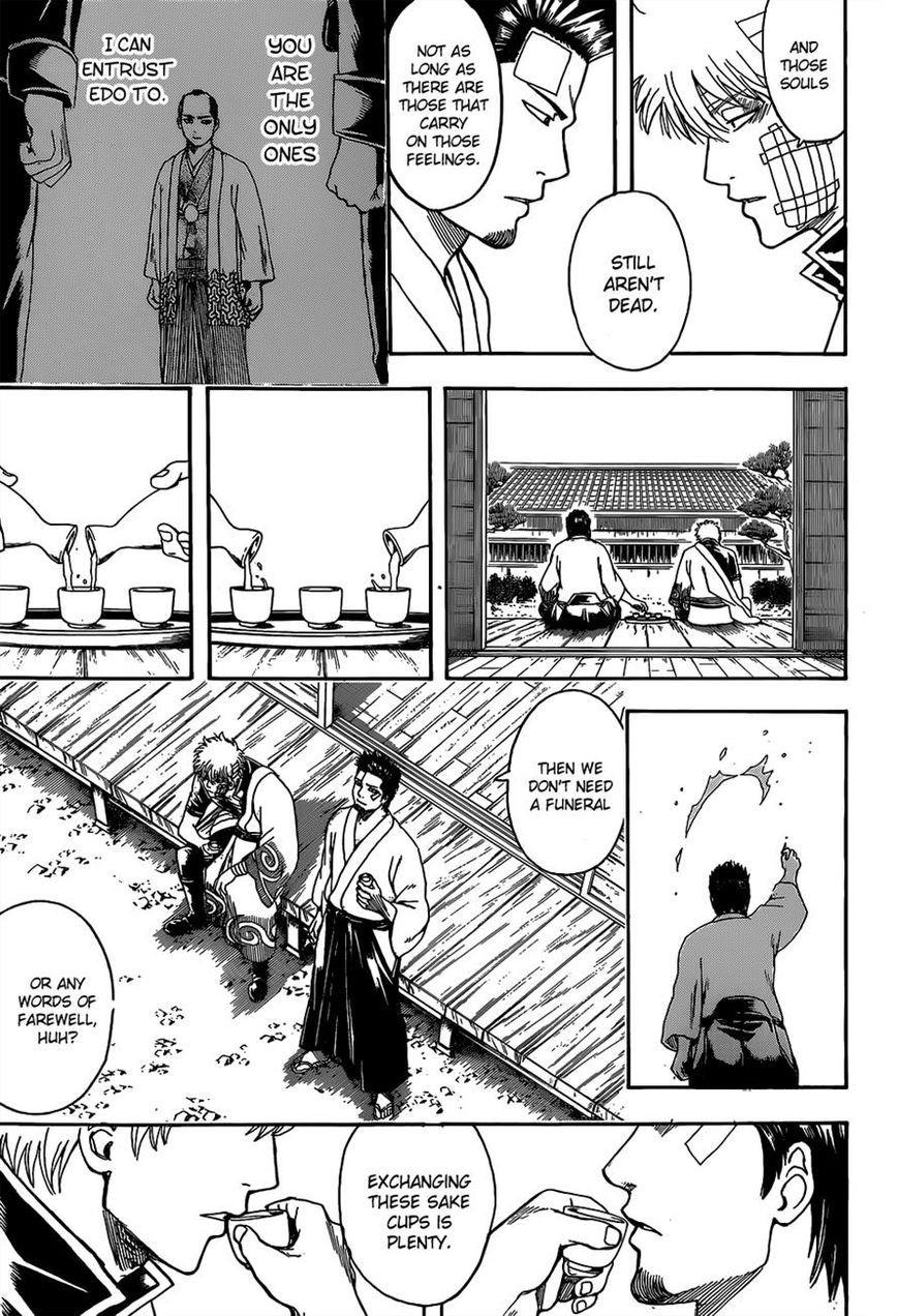 Gintama Chapter, 525 image 018