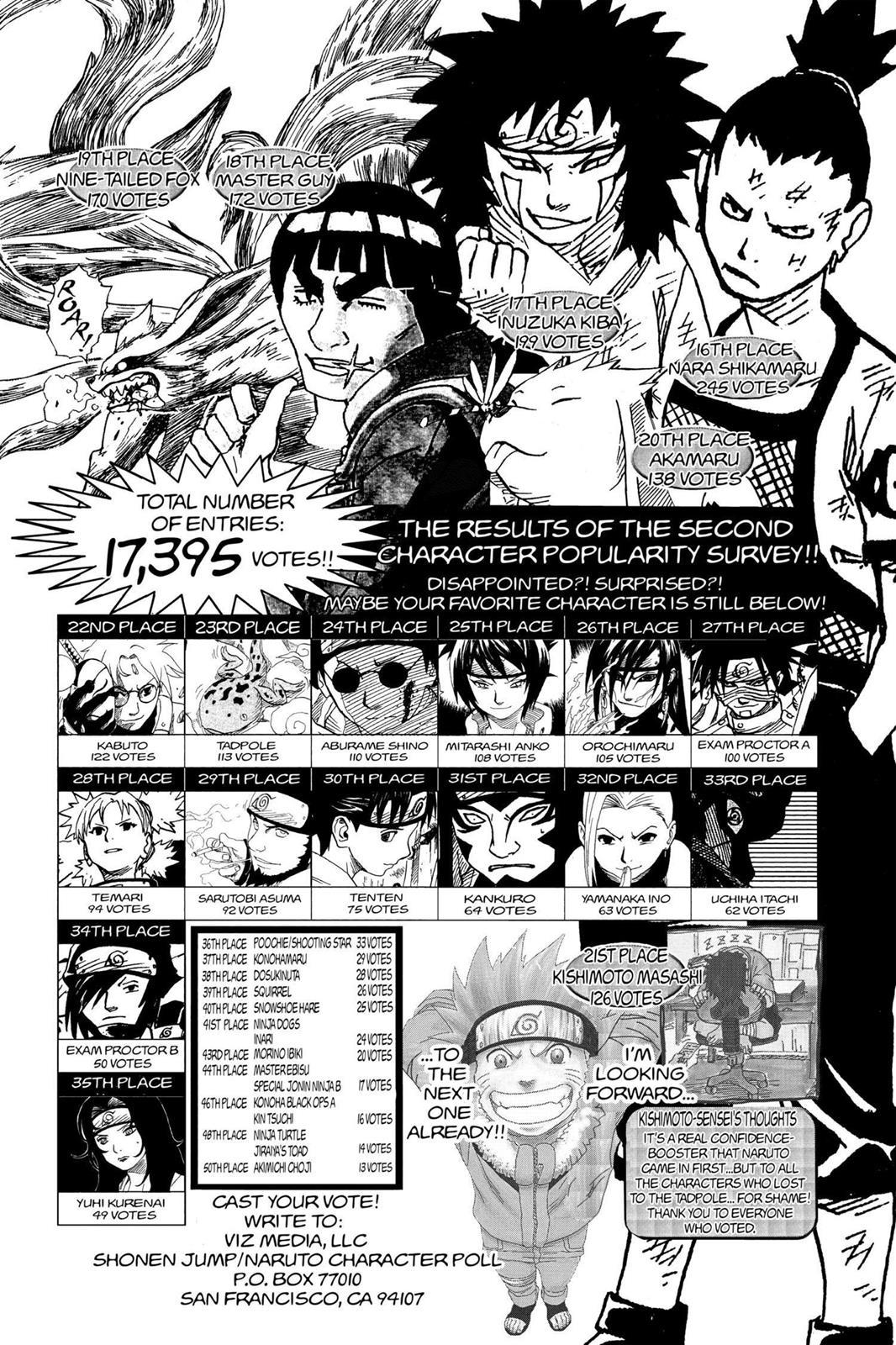 Naruto, Chapter 107 image 002