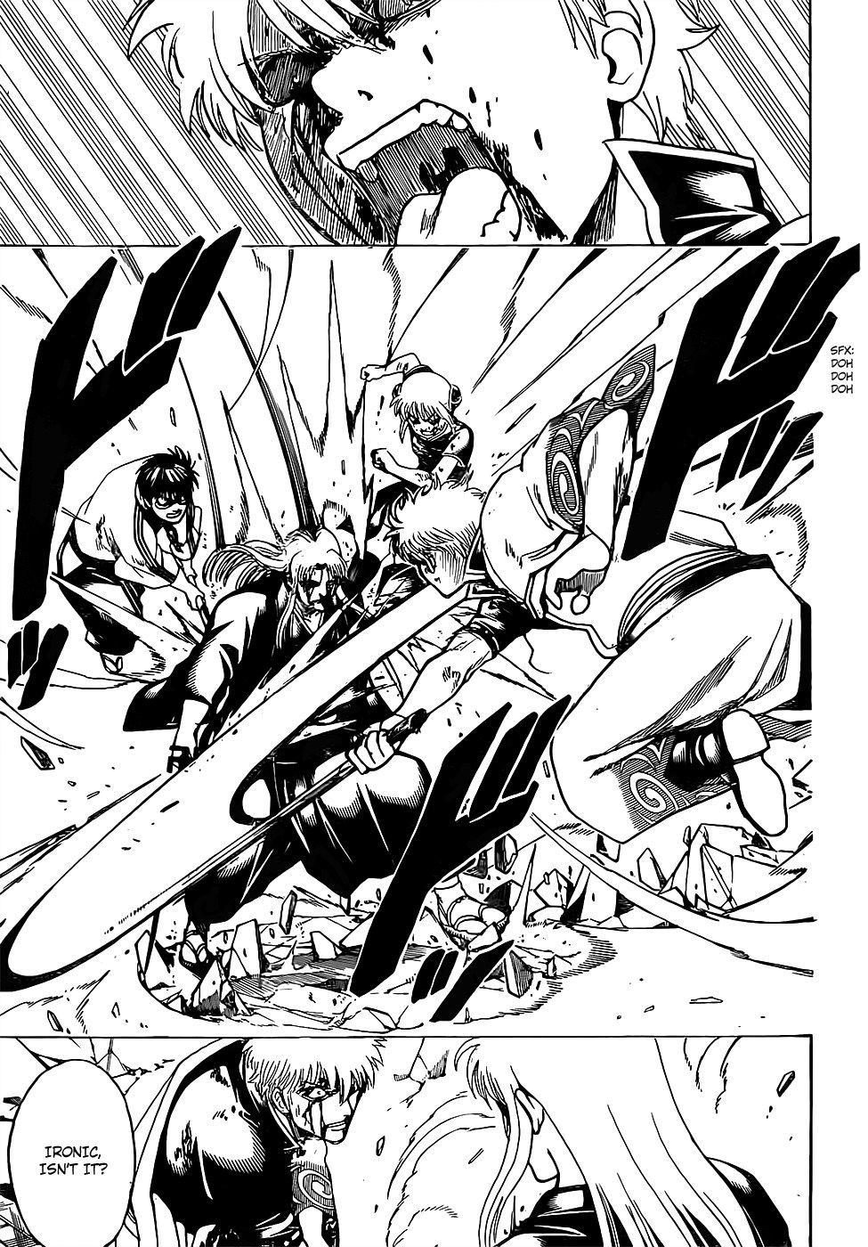 Gintama Chapter, 665 image 007