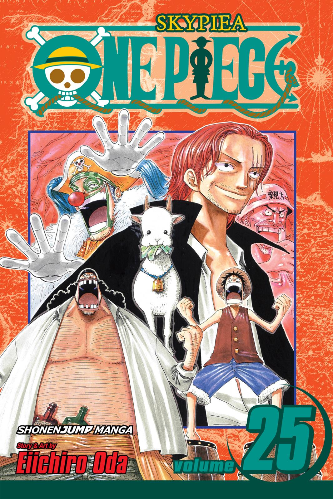 One Piece, Chapter 227 image 001