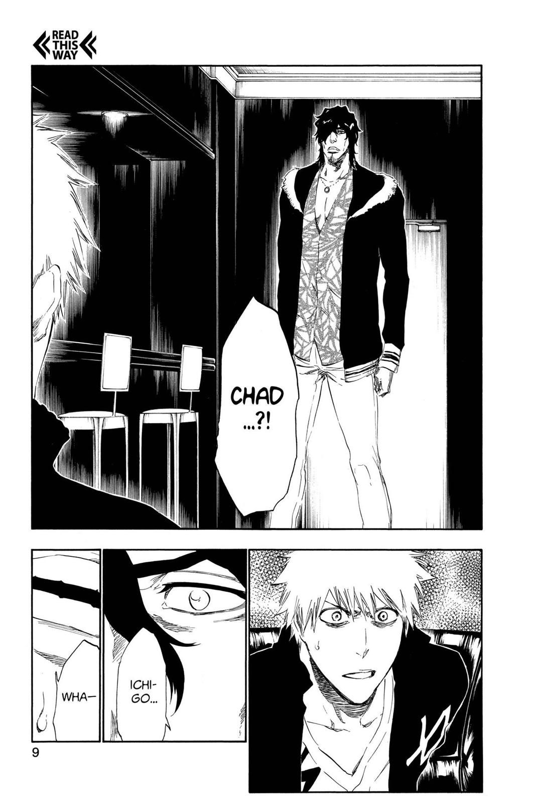 Bleach, Chapter 433 image 009
