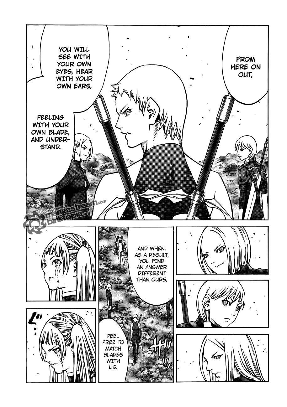 Claymore, Chapter 109 image 030