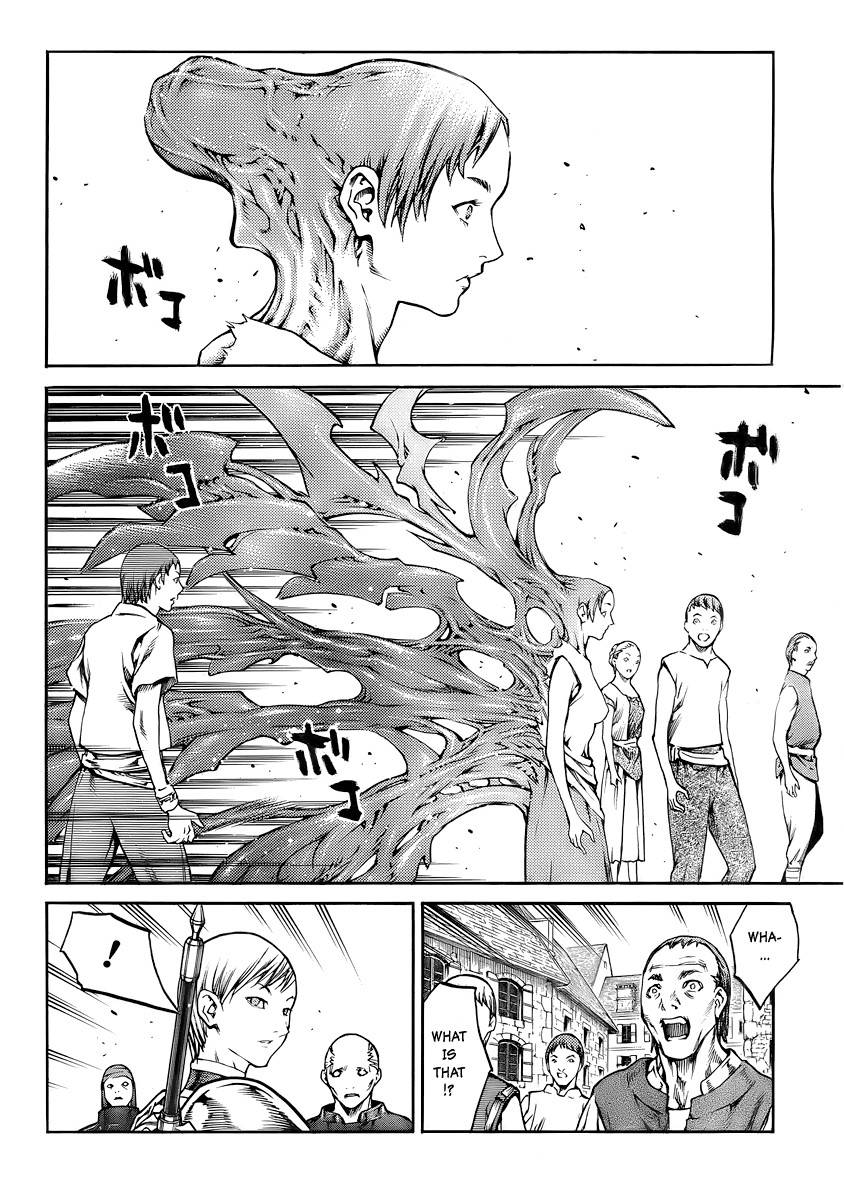 Claymore, Chapter 83 image 013