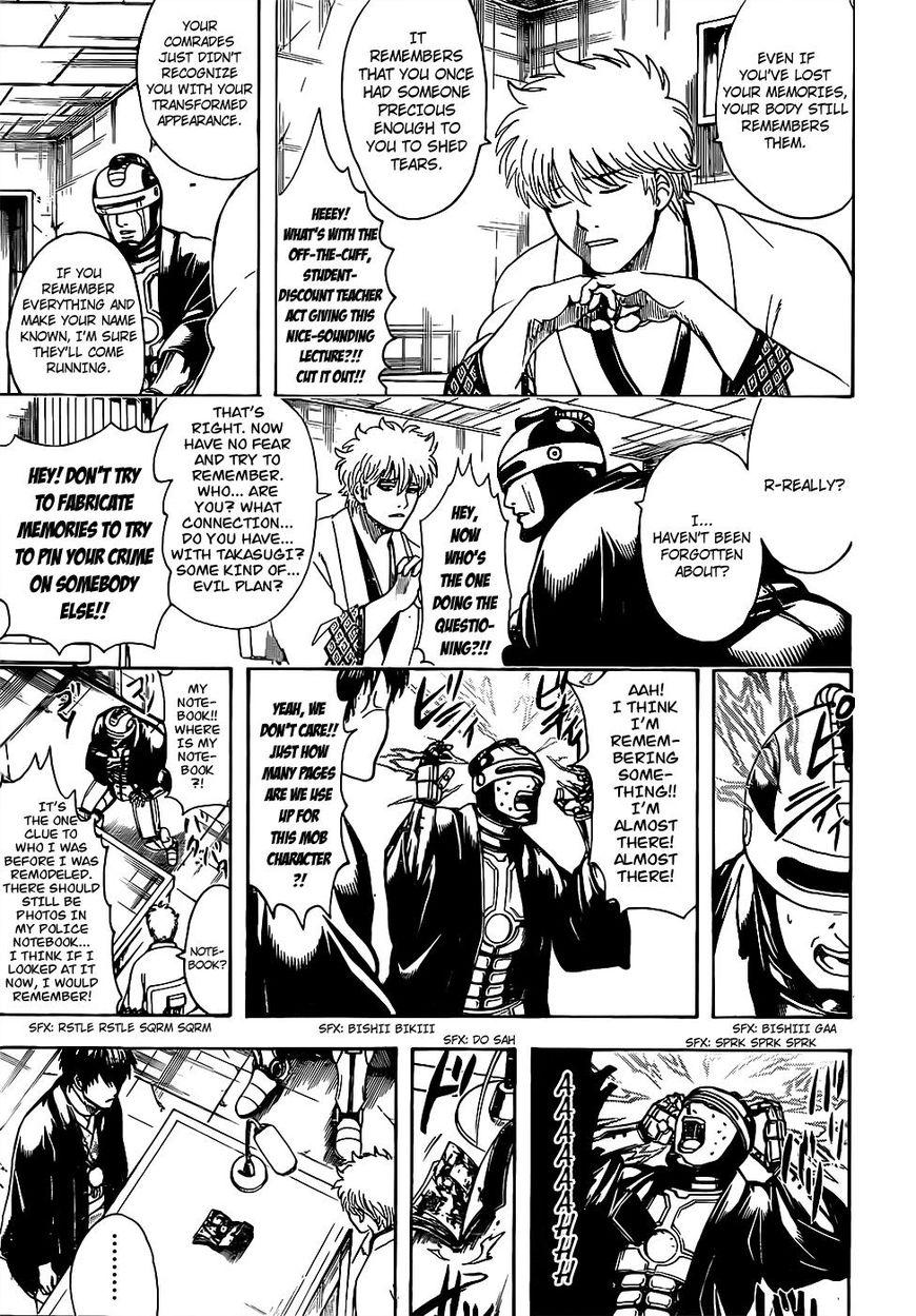 Gintama Chapter, 674 image 011