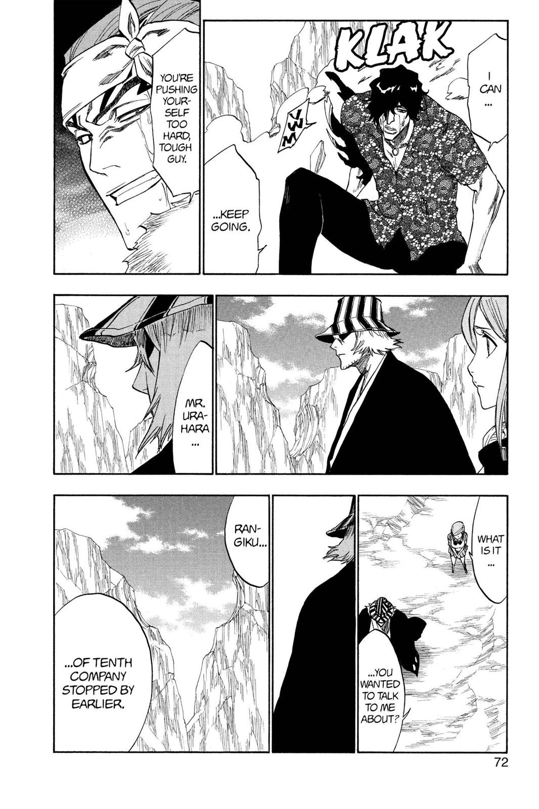 Bleach, Chapter 227 image 010