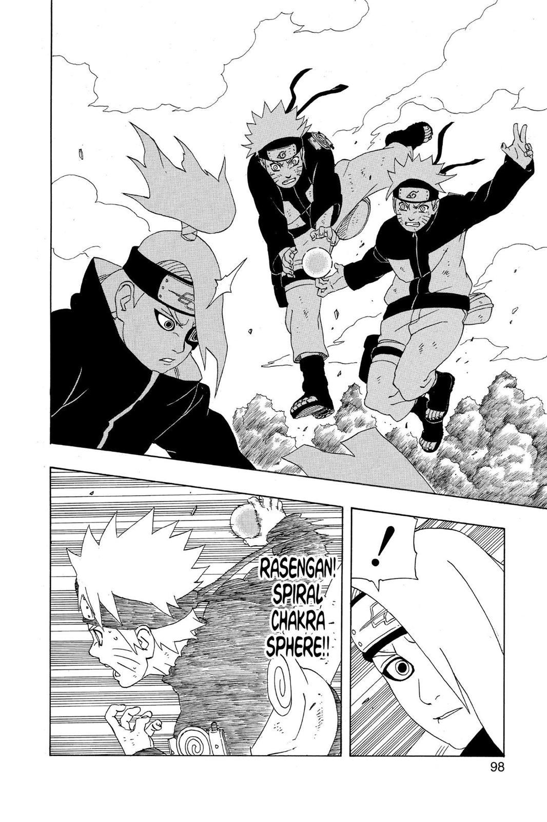 Naruto, Chapter 276 image 012
