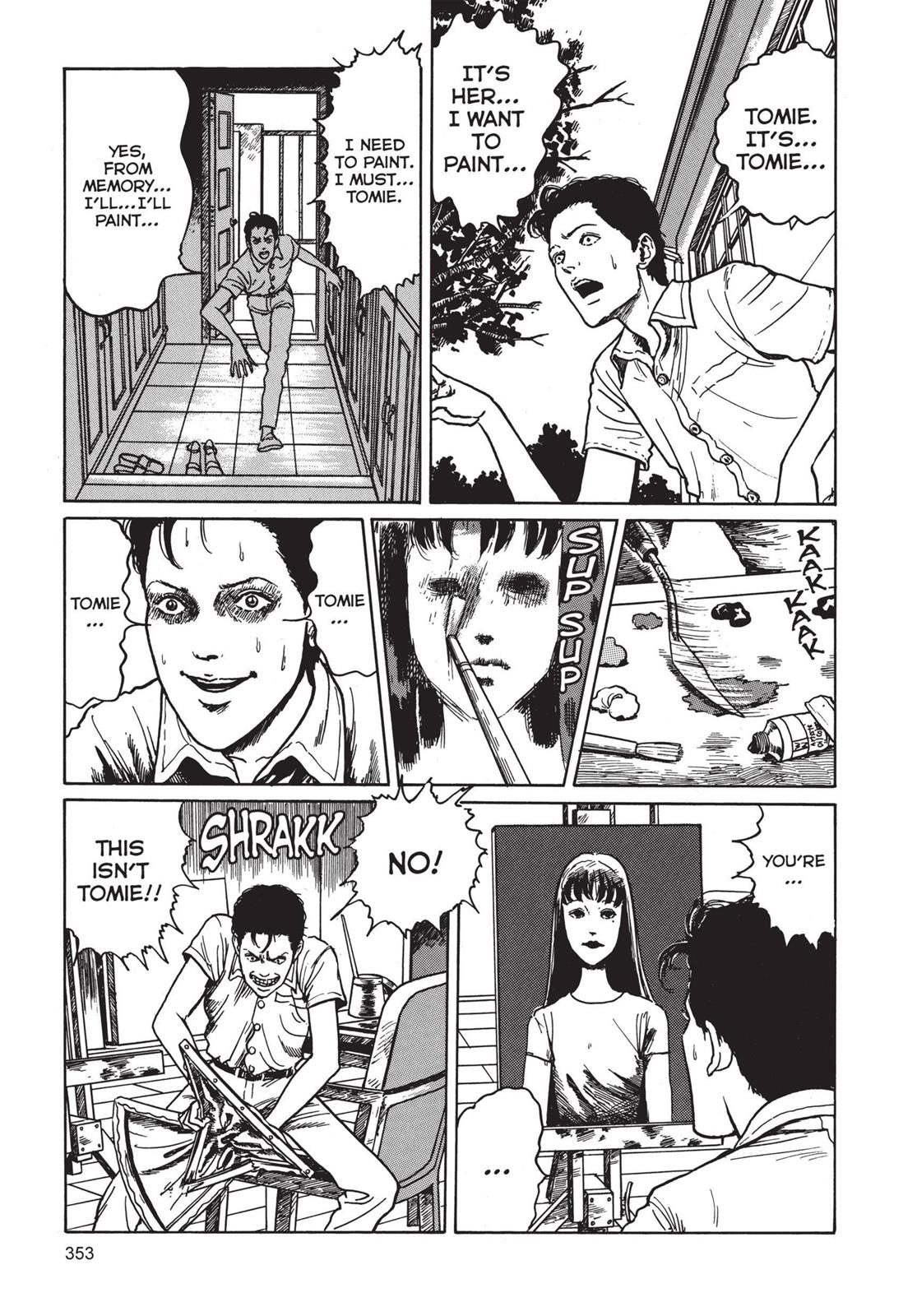 Tomie, Chapter 9 image 021