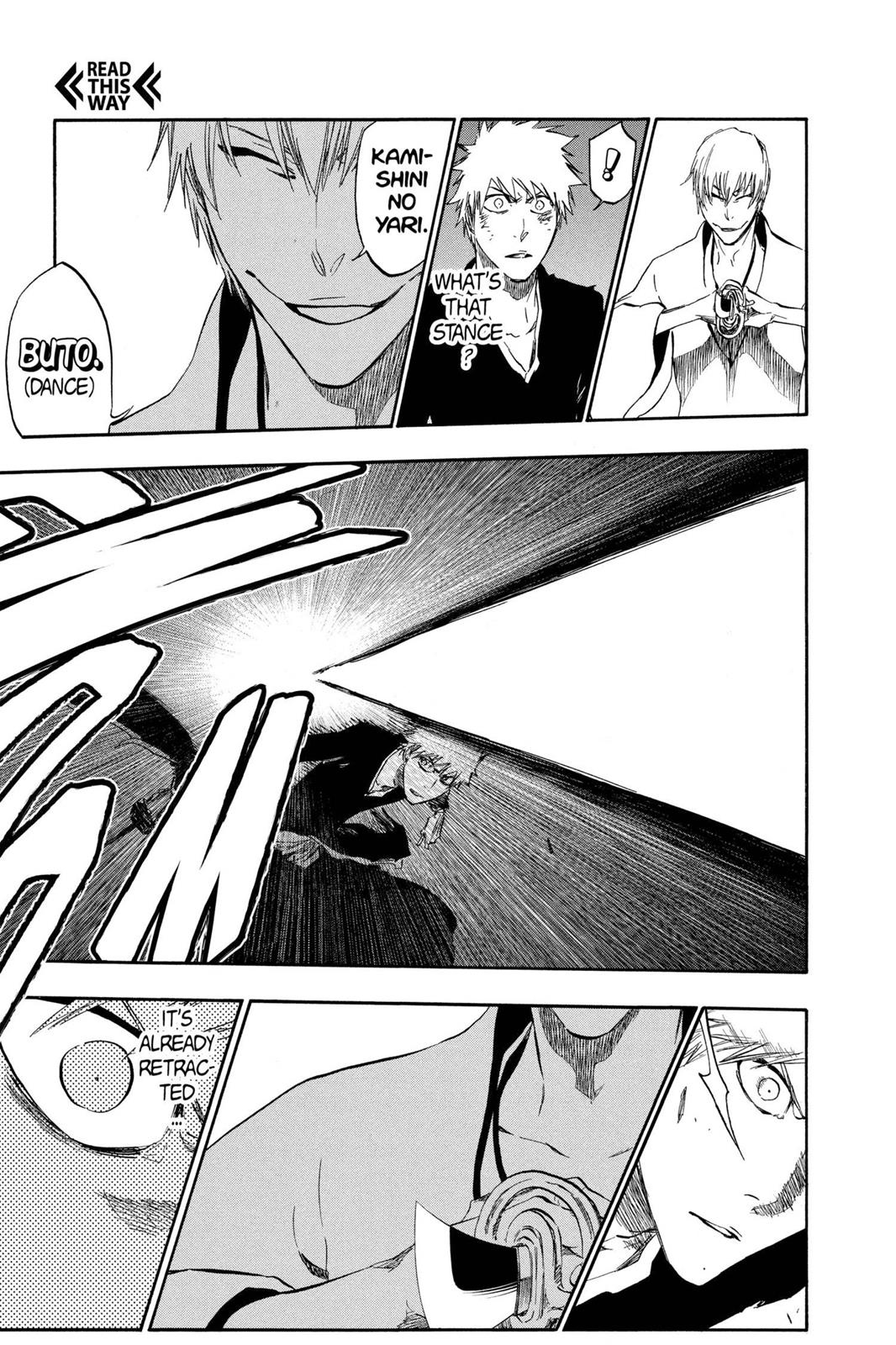Bleach, Chapter 404 image 015