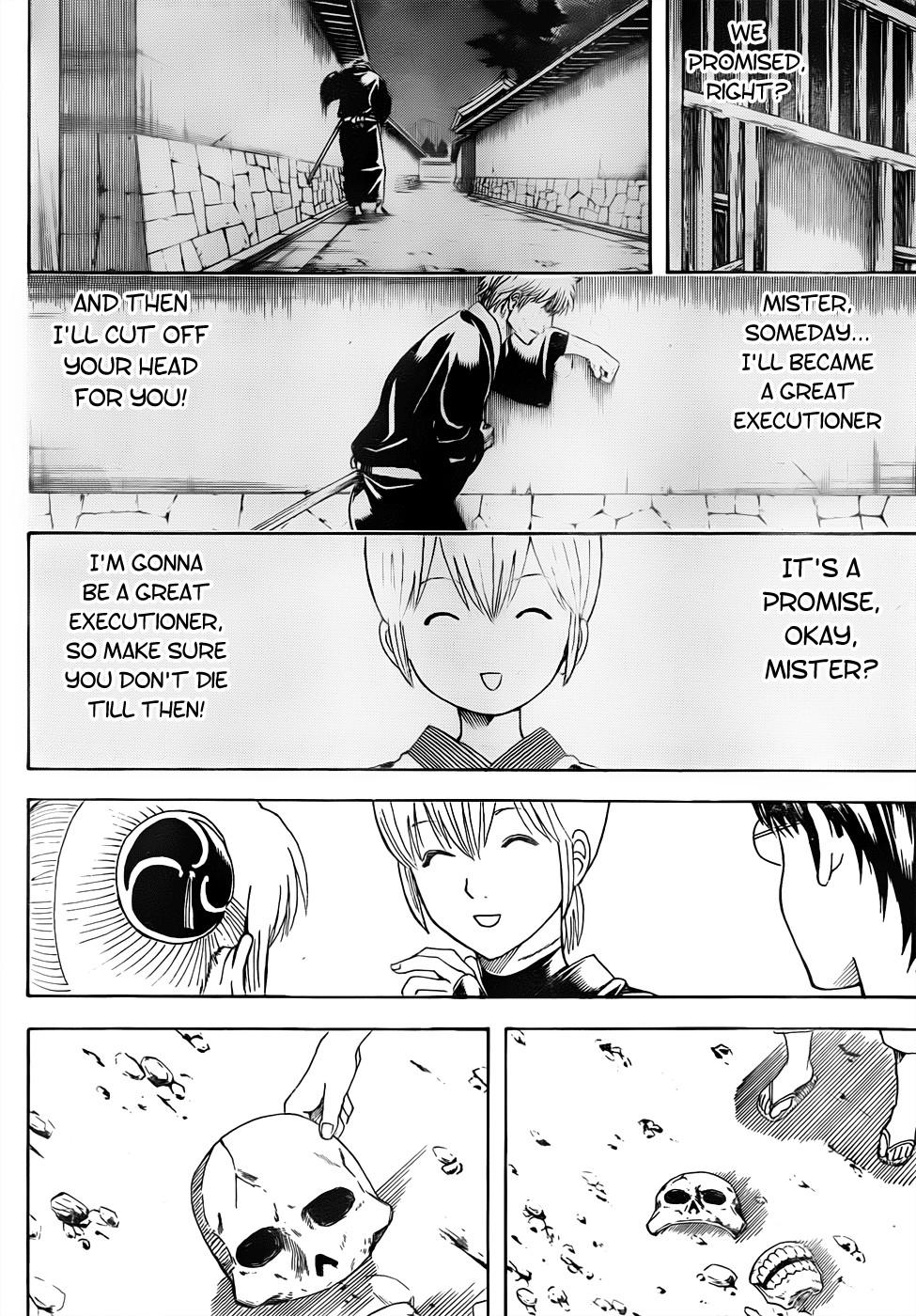 Gintama Chapter, 469 image 016