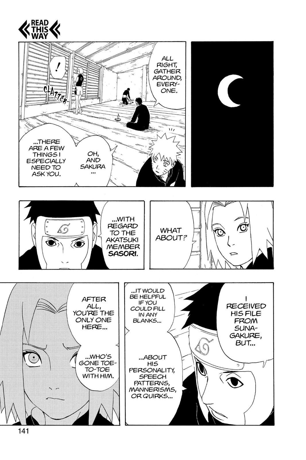 Naruto, Chapter 287 image 015