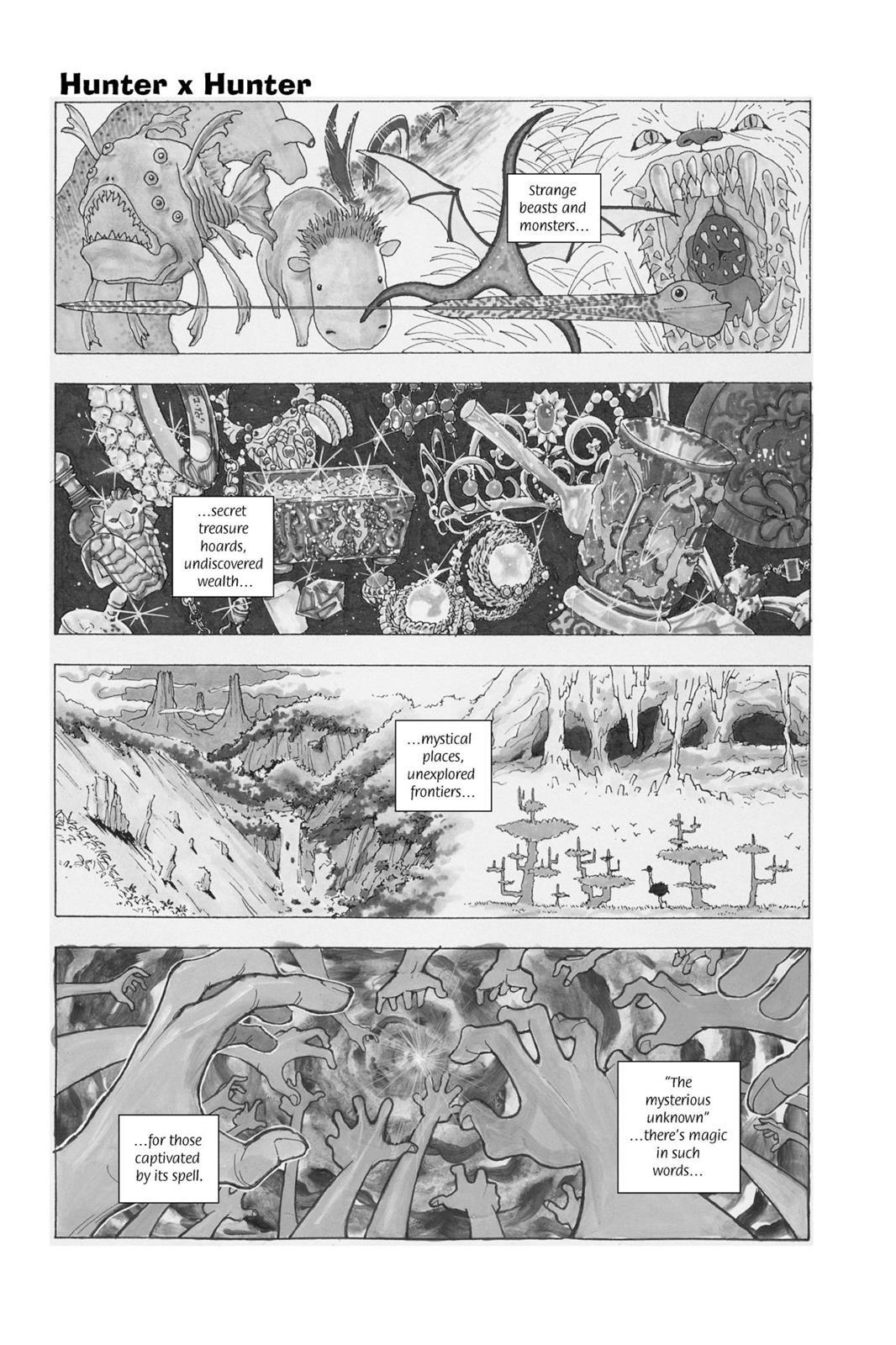 Hunter X Hunter, Chapter 1 image 006