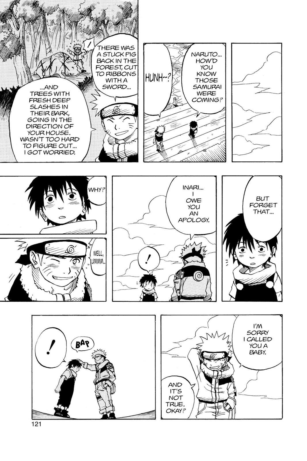 Naruto, Chapter 23 image 015