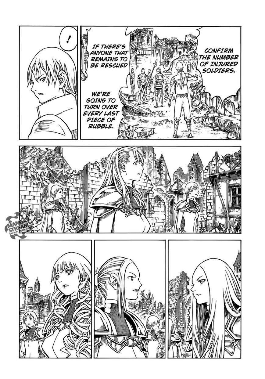Claymore, Chapter 150 image 004