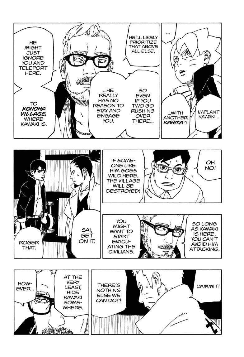 Boruto Manga, Chapter 48 image 016
