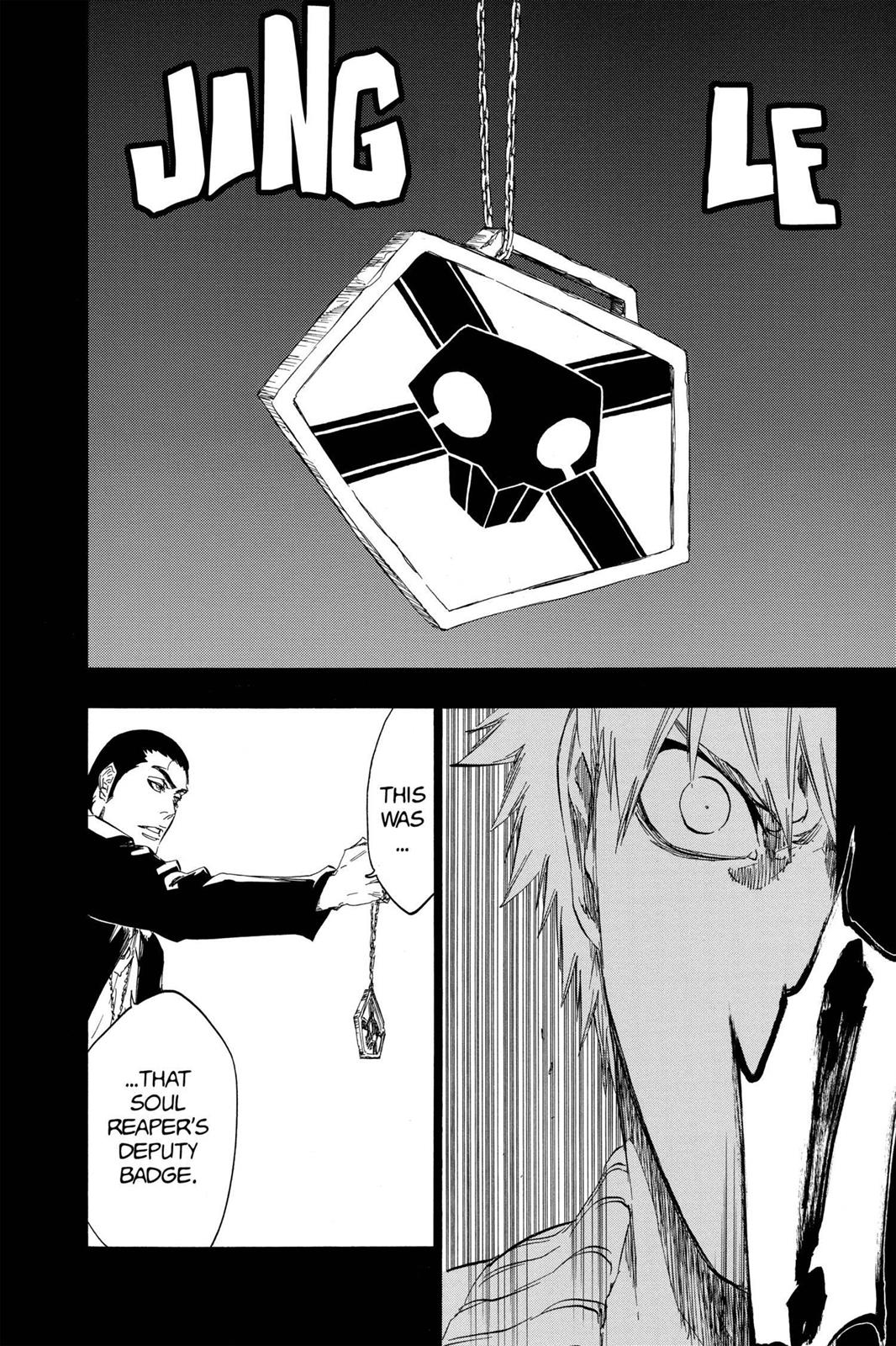 Bleach, Chapter 441 image 008