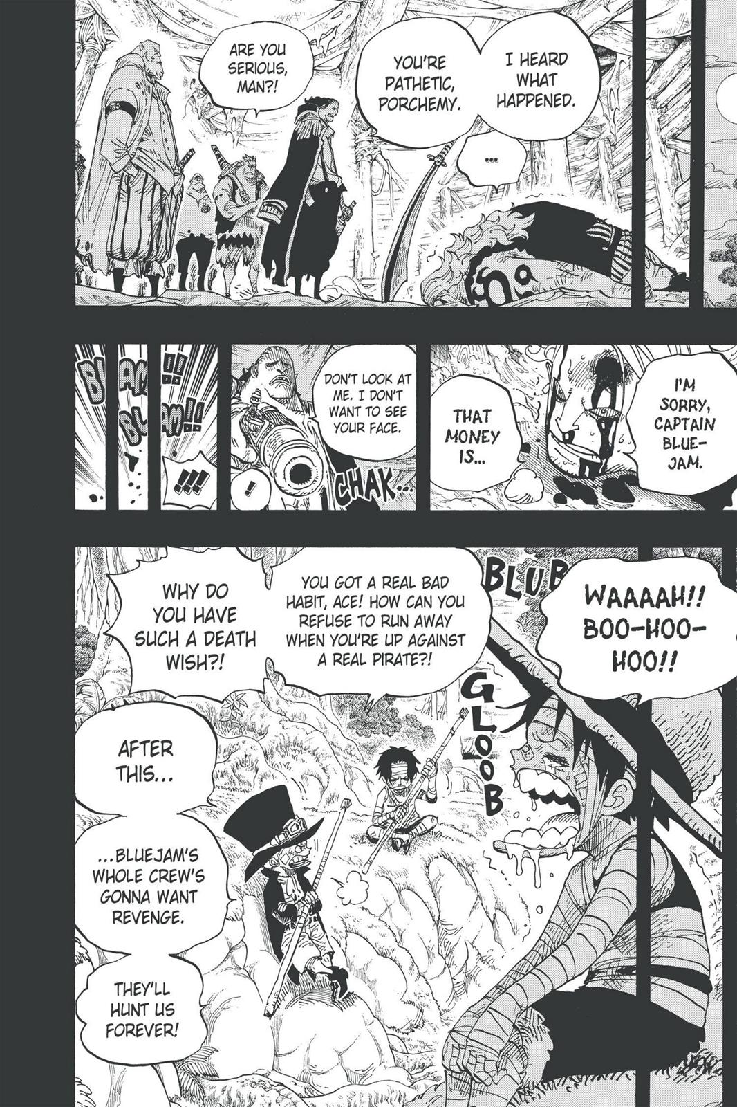 One Piece, Chapter 584 image 012