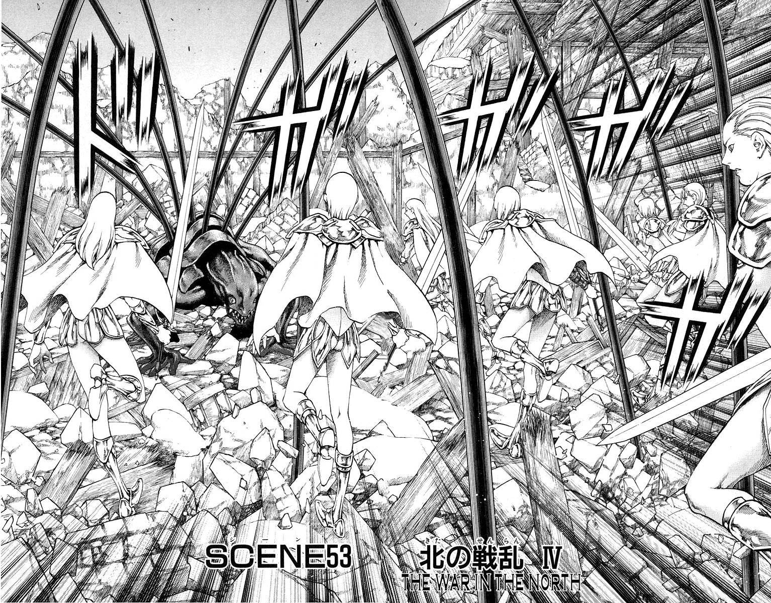 Claymore, Chapter 53 image 002