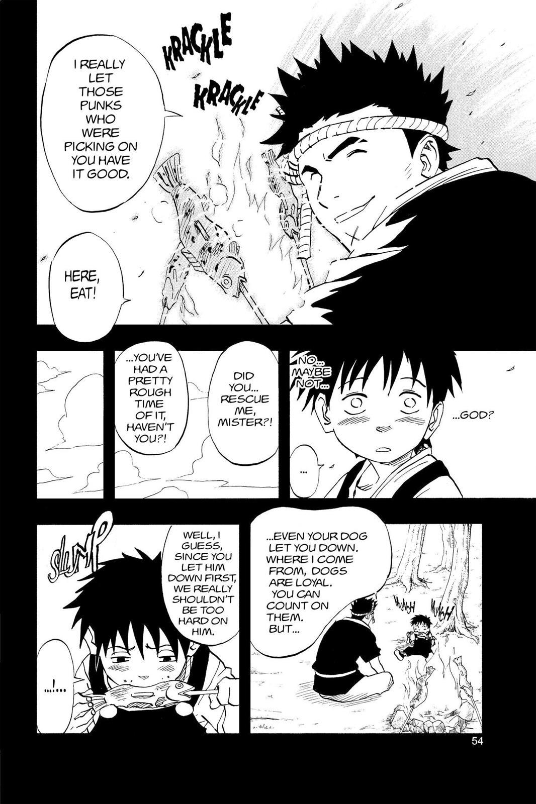 Naruto, Chapter 20 image 008