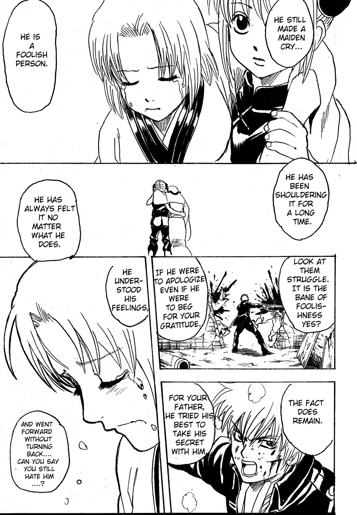 Gintama Chapter, 272 image 013