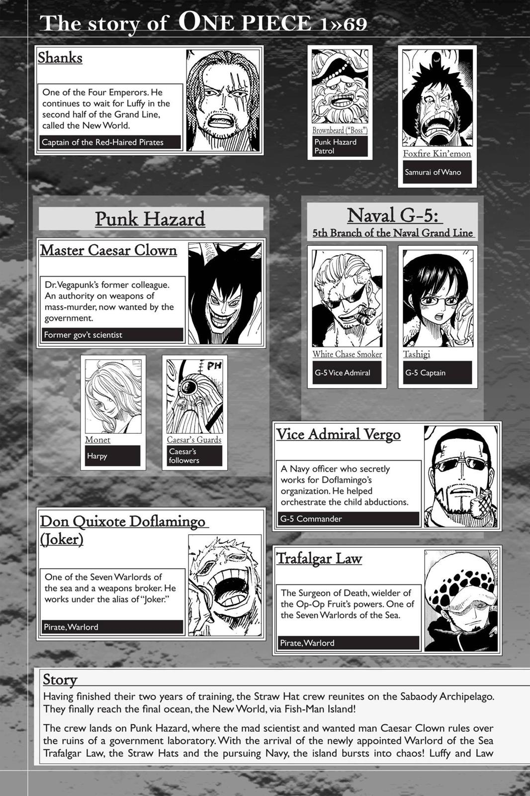 One Piece, Chapter 679 image 006
